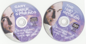 USHER CD-DVD LABELS